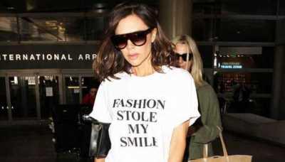 Alasan Victoria Beckham Pelit Senyum