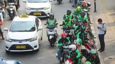 Dijemput Driver Ojol Pakai Ninja 250, Customer Malah Syok