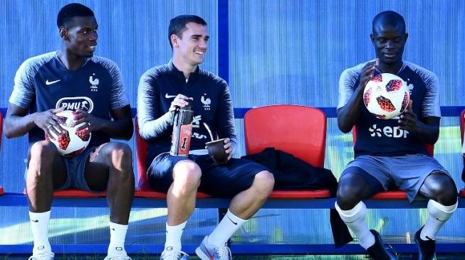 5 Fakta Menarik Jelang Laga Final Piala Dunia 2018: Prancis vs Kroasia