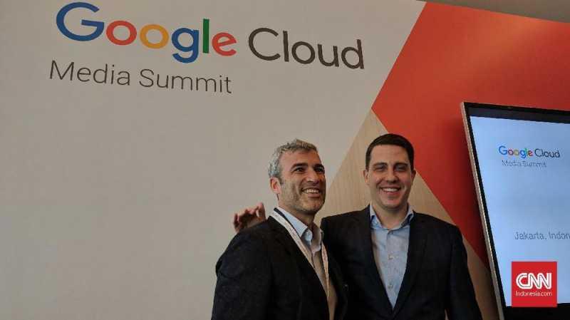 Upaya Google Membumikan Layanan Cloud di Indonesia