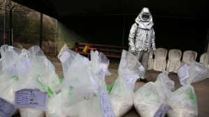 Cangkok Kulit, Pengobatan Pertama Kecanduan Kokain