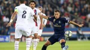 Dikalahkan PSG 0-3, Real Madrid Gagal Bikin Tembakan Tepat Sasaran