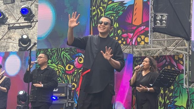 Tulus Bikin Adem Soundrenaline 2019