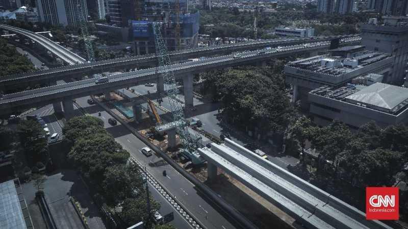 Penelitian: Jakarta Berpotensi Diguncang Gempa Magnitudo 9,6