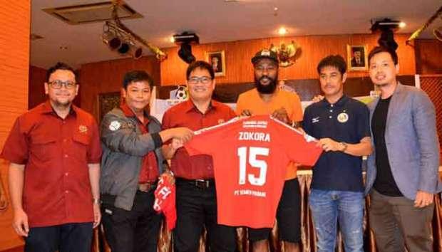 Eksklusif: Wawancara Marquee Player Semen Padang FC Didier Zokora