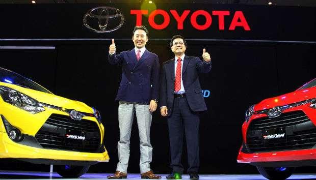 IIMS 2017, Toyota Ajak Mahasiswa Pelajari Teknologi Mesin Hibrida
