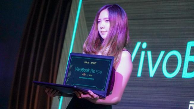 Asus VivoBook Pro F570 Meluncur, Unggul di Multimedia dan Gaming