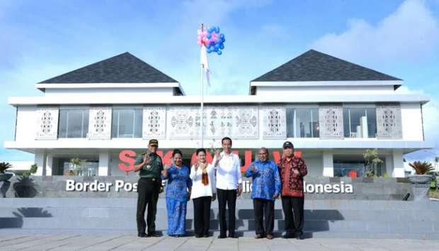 Jokowi ke Jayapura, Kunjungi Pasar Mama Mama