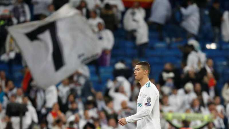 Ronaldo Ukir Rekor Baru di Liga Champions