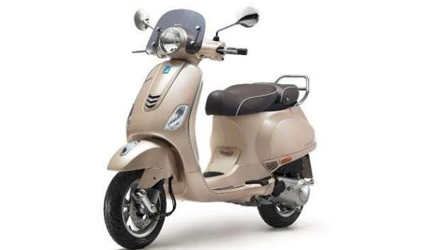 Istimewanya Piaggio Vespa Elegante 150 Special Edition India