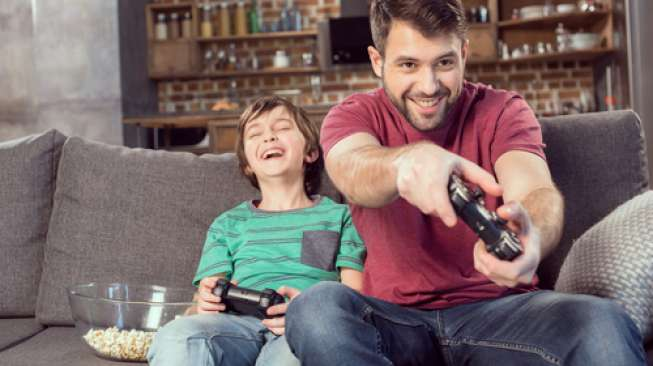 Main Video Game Ternyata Bikin Otak Semakin Pintar