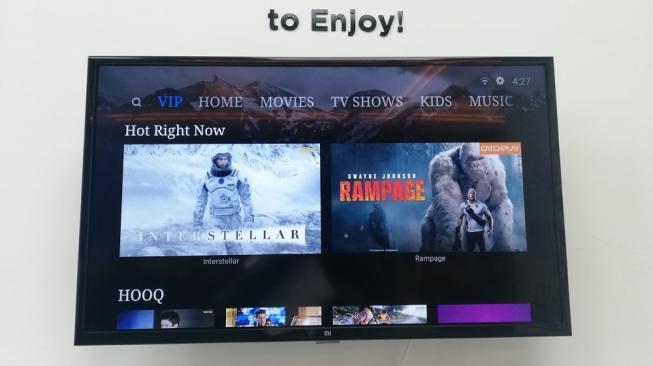 Xiaomi Mulai Jual TV Cerdas di Indonesia, Cuma Rp 1,9 Juta