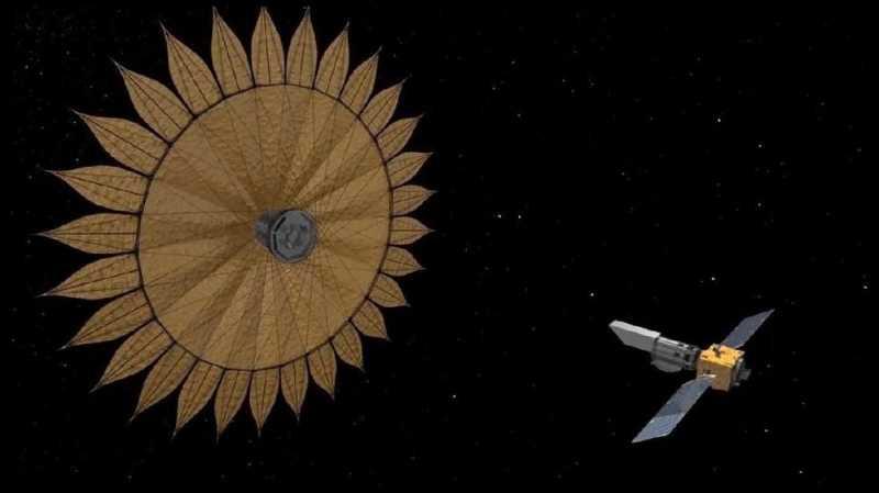 NASA Buat Teleskop Pemburu Planet Alien