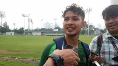 Zola Bertekad Bawa Timnas Indonesia U-22 Raih Hasil Positif