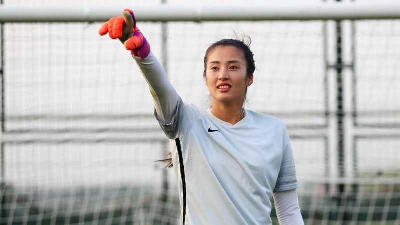 Zhao Lina Senang Punya Banyak Penggemar di Asian Games 2018
