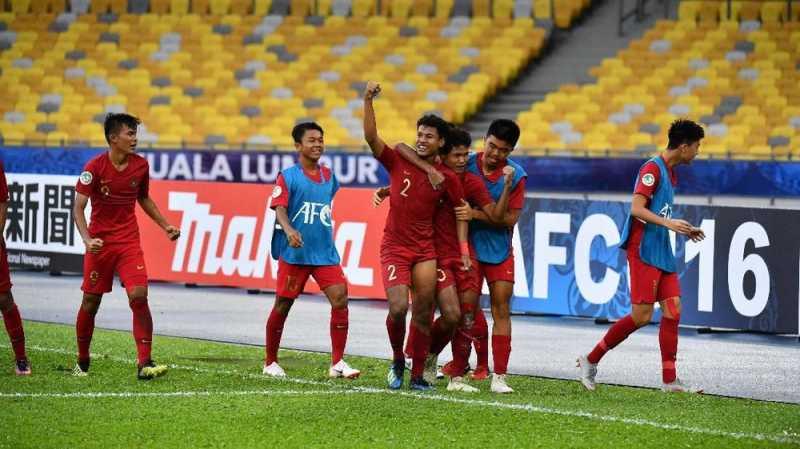 Permainan Timnas Indonesia U-16 Mengingatkan Gaya Sarrismo