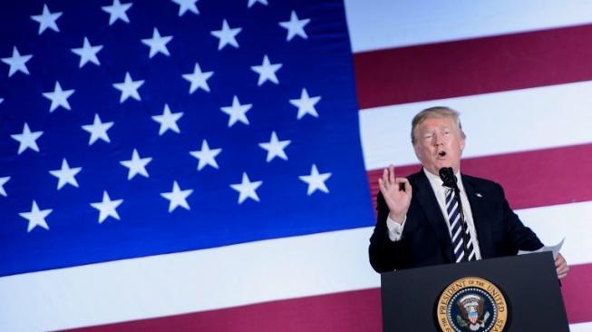 Agen Rahasia Cina Sukses Sadap iPhone Presiden Donald Trump