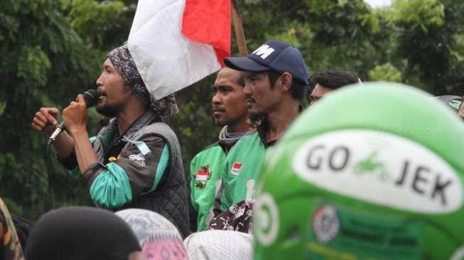 Ojek Online Diintimidasi Sopir Angkot yang Mogok Massal di Medan