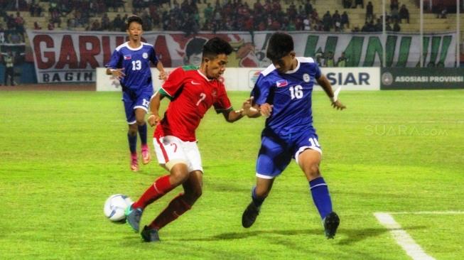 Piala AFF U-16 : Babak I, Indonesia vs Timor Leste Masih Imbang
