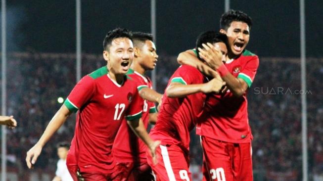 Timnas Indonesia U-19 Taklukkan Yordania, Firza Cetak Dua Gol
