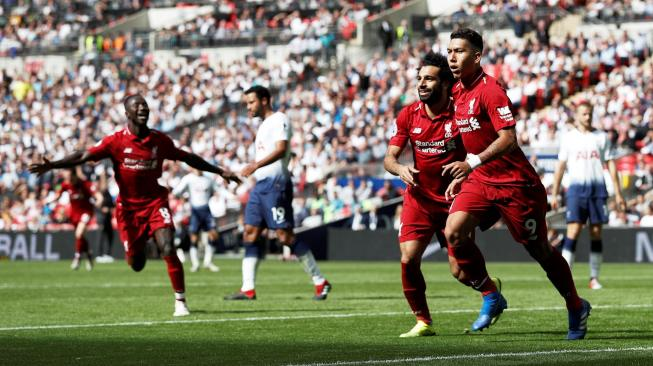 Sikat Tuan Rumah Tottenham, Liverpool Lanjutkan Hasil Sempurna