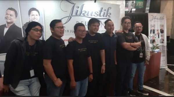 Besok Jikustik Gelar Konser Reuni di Jakarta, Ini Bocorannya