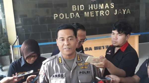 Polisi Buru Penyebar Hoaks Sweeping Mobil-mobil Pelat D