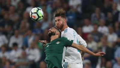 Madrid Kalah 0-1, Sergio Ramos Diserang Netizen