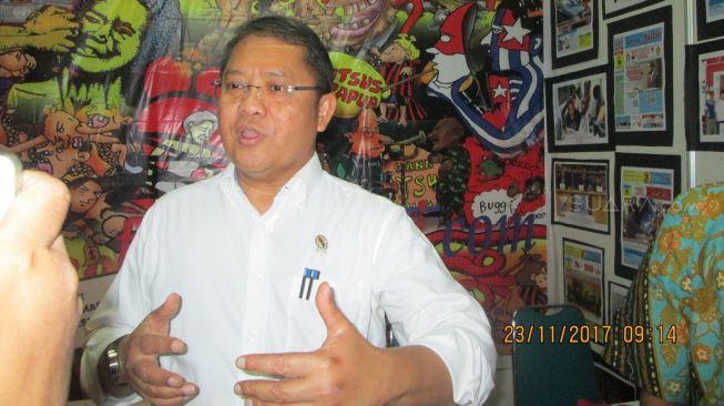 Menkominfo Janji Berantas Hoaks yang Serang KPU