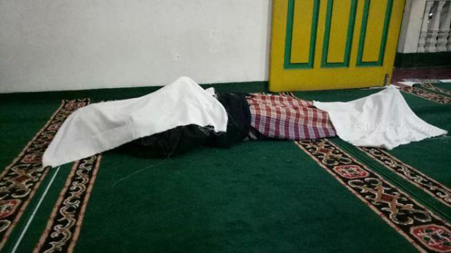 Lafal Azan Subuh Terakhir Haji Kaimin, Setelah itu Meninggal
