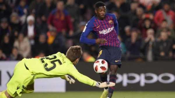 Bungkam Leganes 3-1, Barcelona Kian Kokoh di Puncak
