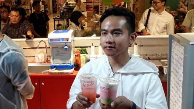 Punya Kebiasaan Minum Jamu, Gibran Rakabuming : Ketularan Bapak