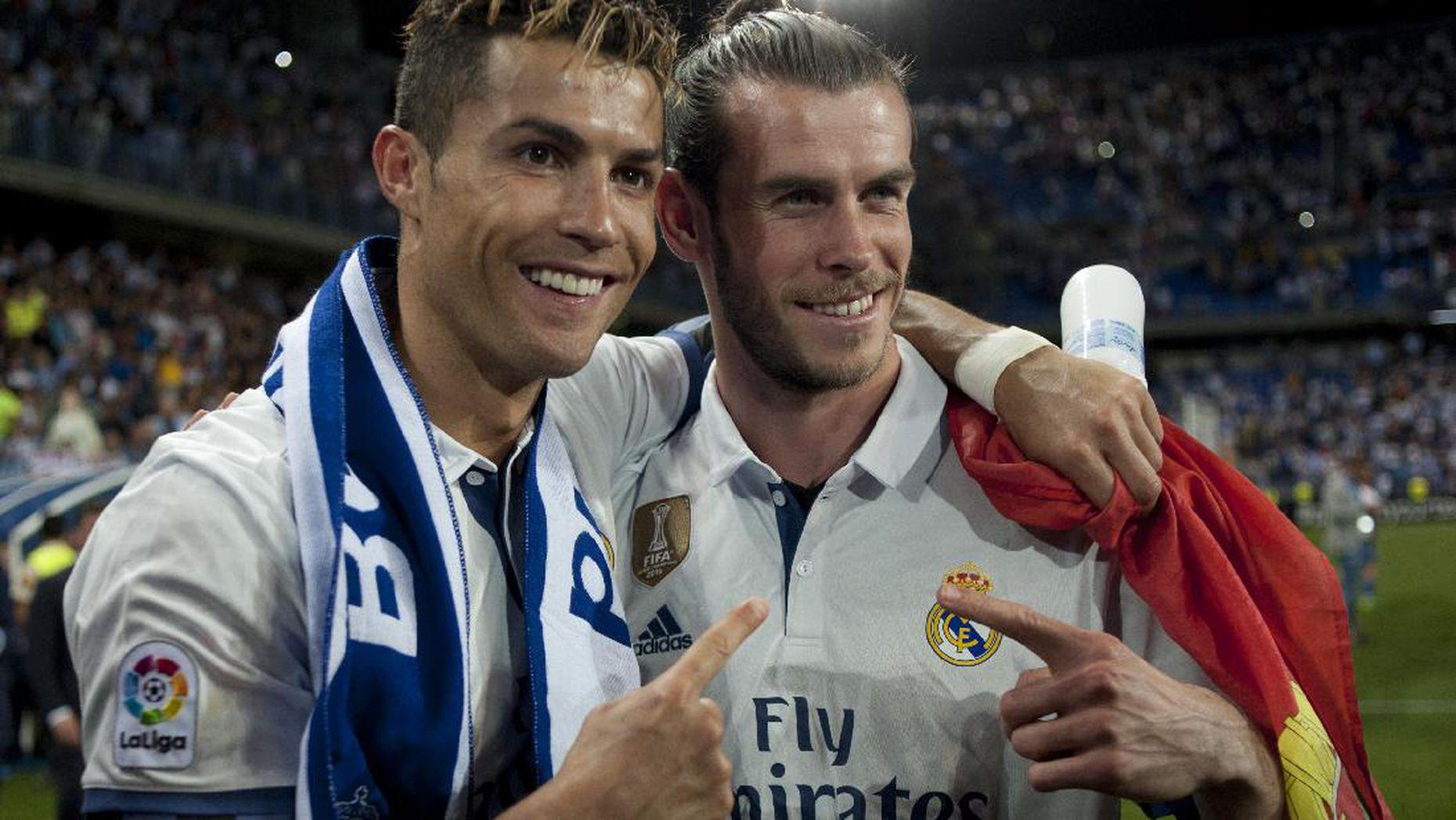 Bale Tak Jawab Isu Kepindahan Ronaldo