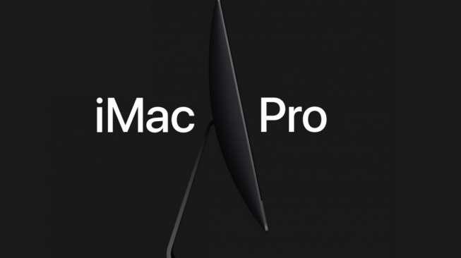 Besok Apple Bakal Rilis iMac Pro Seharga Agya