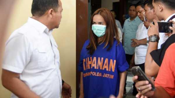 Hamil, Penahanan Mucikari Vanessa Angel Ditangguhkan