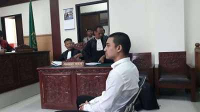 Putra Jeremy Thomas Hadapi Sidang Tuntutan Hari Ini