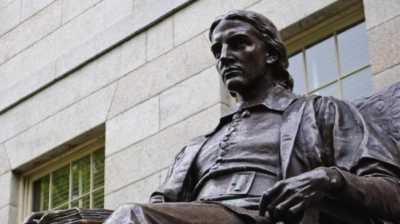 3 Rahasia di Balik Patung John Harvard, Ikon Harvard University
