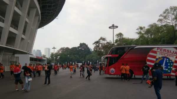 Final Piala Indonesia: Rilis 68 Ribu Tiket, Persija Minta Jakmania Tertib