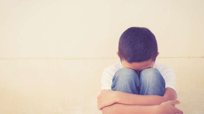 Wajahnya Mirip Ahok, Bocah SD Ini Ditusuk Pakai Pulpen