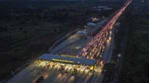 One Way di Cikampek Disebut Rampung Jam 08.00 WIB