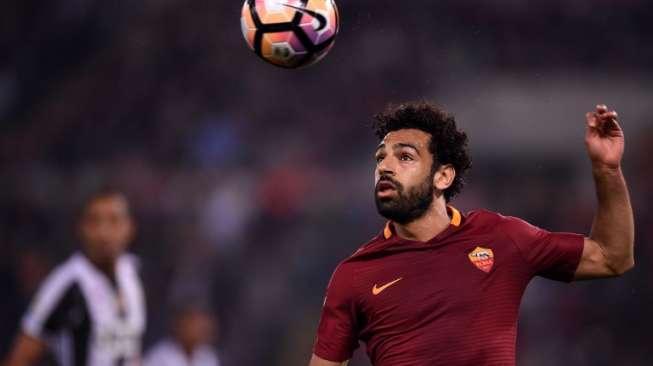 Mohamed Salah Ambil Nomor Punggung Firminho