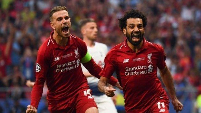Hantam Tottenham Hotspur, Liverpool Juarai Liga ChampionsMusim 2018/2019