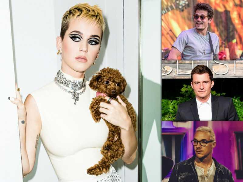 Katy Perry Ungkap Keahlian Para Mantan di Ranjang