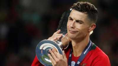 Ronaldo Pelesiran Sewa Resor di Yunani Rp128 Juta per Hari