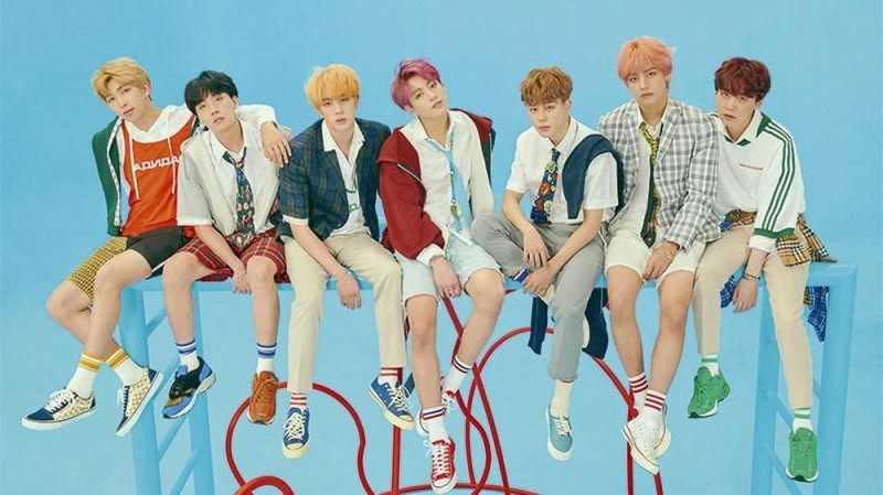 Boyband BTS Bakal Punya Kembaran Boneka