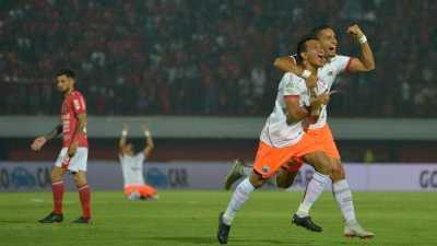 Klasemen Liga 1 2018: Persija Geser PSM Makassar