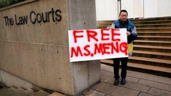 Kanada Tolak Tuntutan untuk Setop Ekstradisi Bos Huawei ke AS