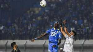 Hasil Liga 1: Persib Kembali Gagal Menang