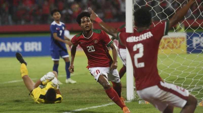 Daftar Top Skor Piala AFF U-16, Bagus Kahfi Sulit Dikejar