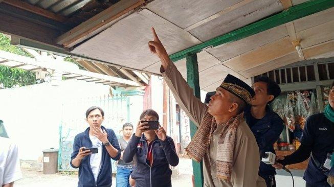 Ditolak Hutang Rokok, Putra Elvy Sukaesih Ngamuk Bawa Samurai